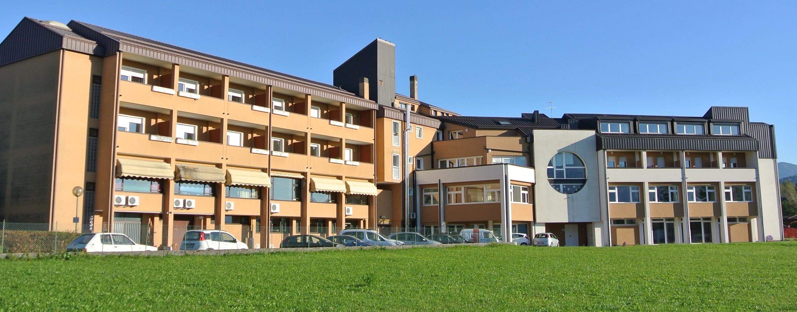 Casa di riposo di limana struttura limana servizi for Piani di progettazione di case di riposo